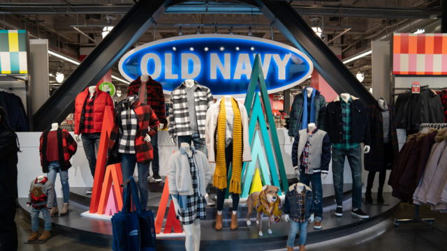 Old Navy Interior