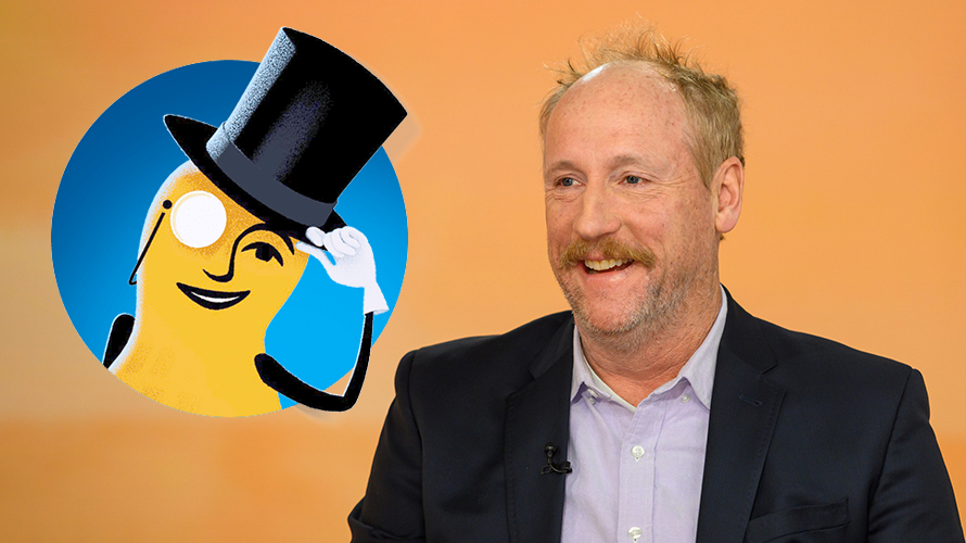 Mr. Peanut and Matt Walsh