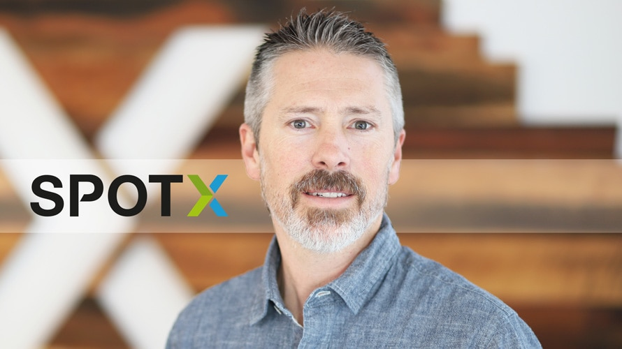 Headshot of SpotX founder and CEO Mike Shehan