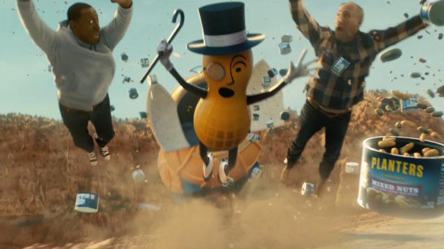 mr peanut's demise