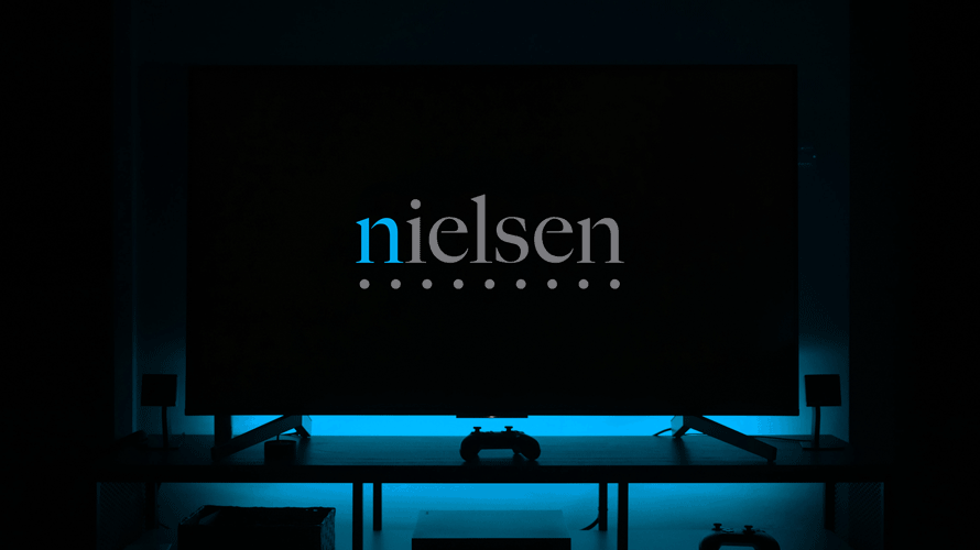 the nielsen logo