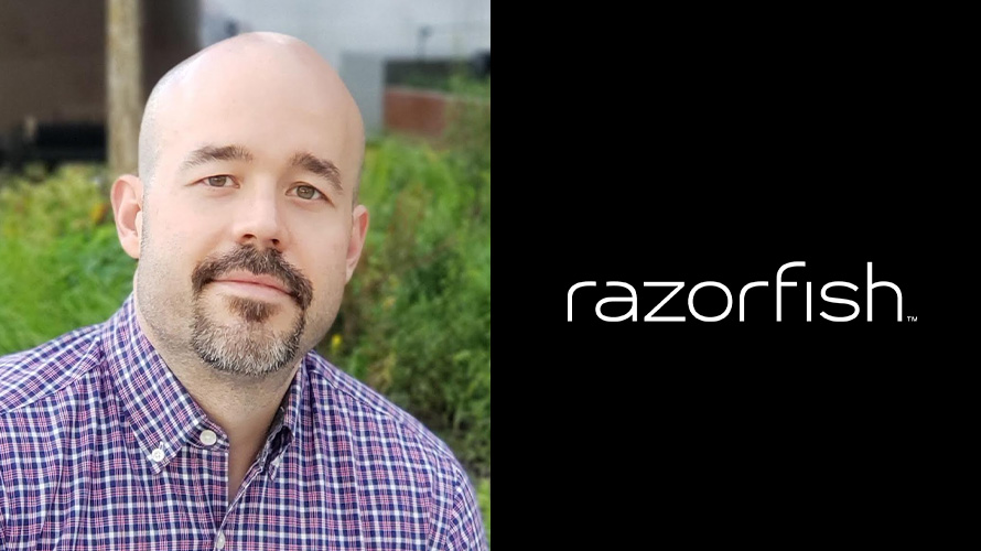 josh campo and the razorfish logo
