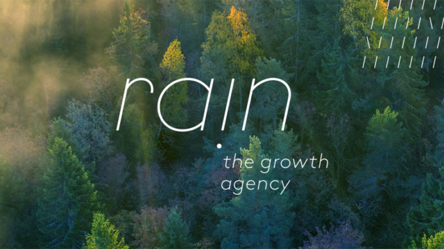 rain agency new logo