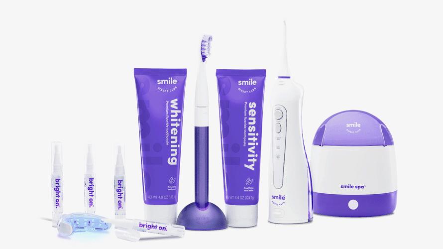 smiledirectclub's new products