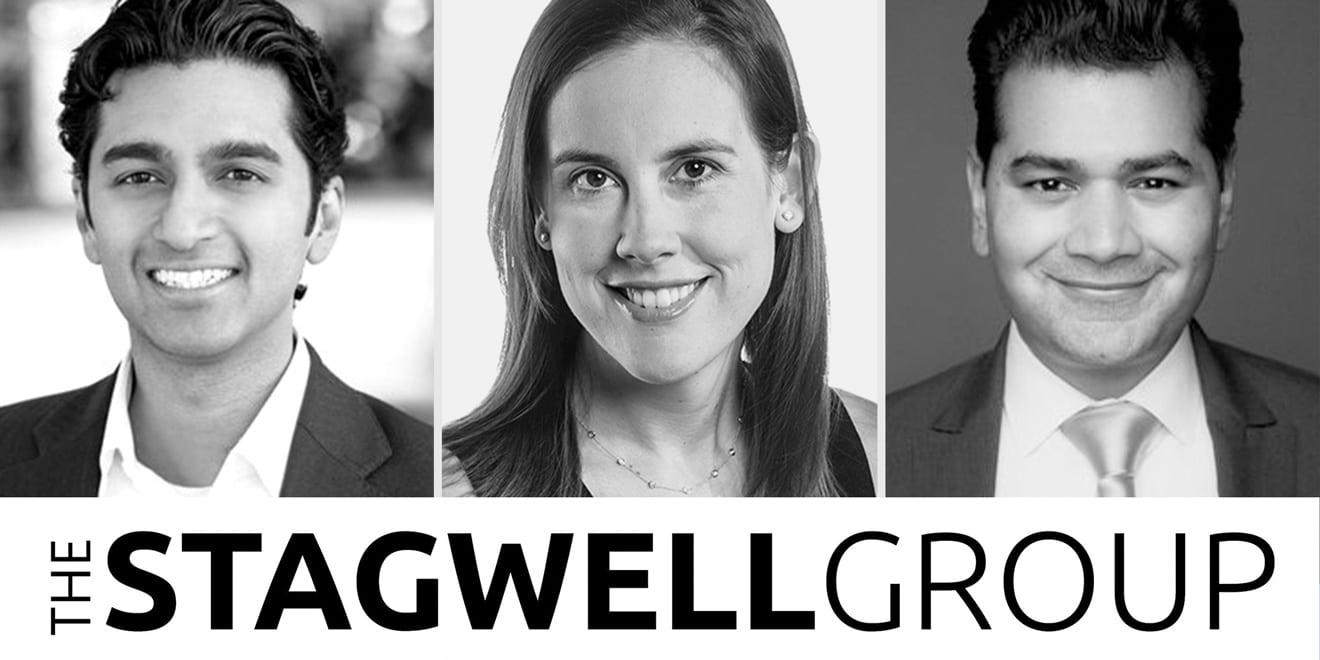 three new hires at stagwell group