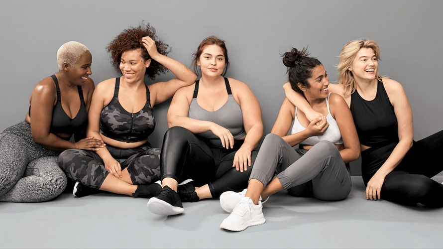Target athleisure brand All in Motion