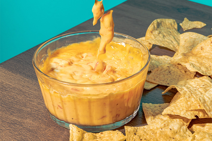 About 32% of Americans say they plan to eat dip during the Big Game.