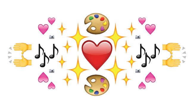 here are the instagram emojis that get the best engagement