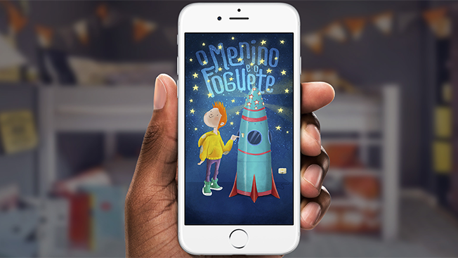 Creatives Turn Smartphones Into Interactive Books During Facebook Hackathon