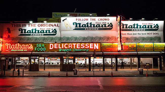 For Its Centennial, Nathan's Brought the Golden Age of Coney Island Back to Life