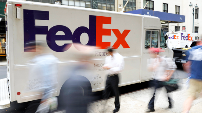 Fedex Is Making All Of Its Logos Purple And Orange Its Most