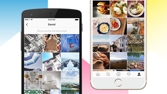 Instagram Users Can Now Save Other People's Photos for Later – Adweek