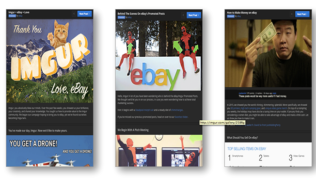 ded6b87fb5d How eBay Crafts Its Social Ads to Target Both Geeky Guys and Fashionistas