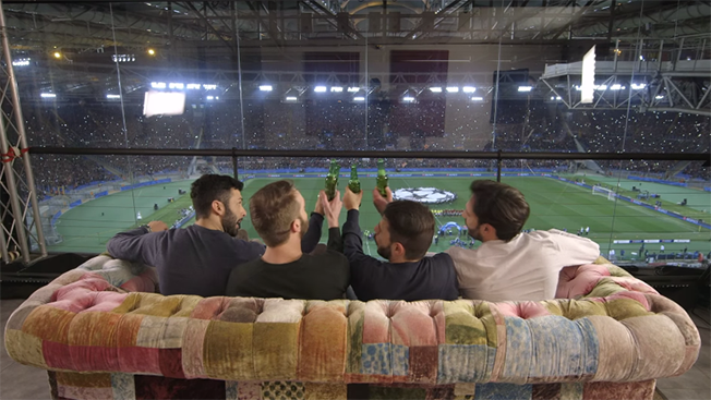7 Campaigns Honored for Creative Excellence in Sports Advertising at the Clio Sports Awards