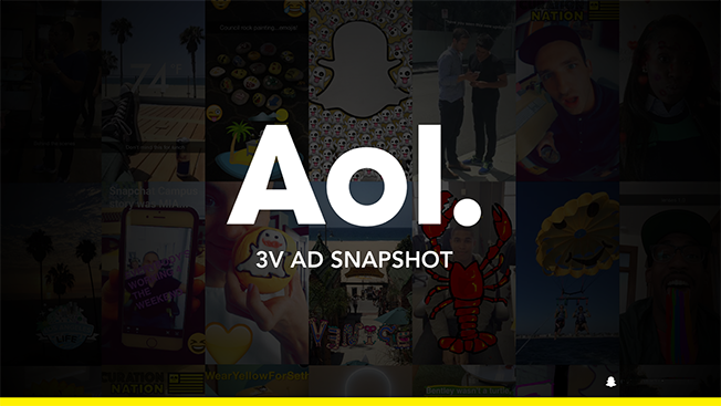 How AOL Used Snapchat as a Recruitment Tool for Millennial Women