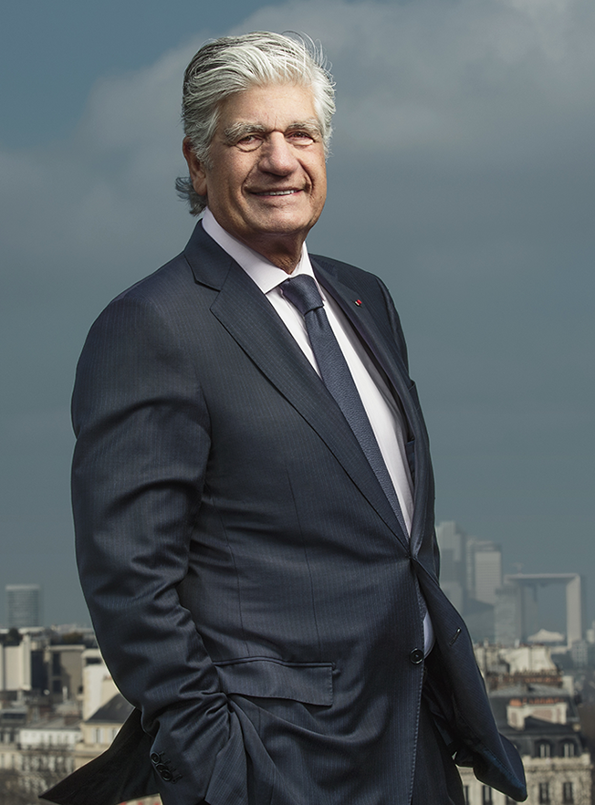 Maurice Lévy on Mediapalooza, Restructuring and Why Sapient Is the Future of Publicis