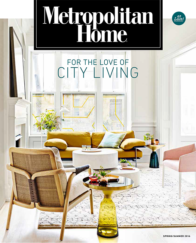 Metropolitan Home Is Headed Back To Newsstands Adweek Classy Home Design Decor Magazine