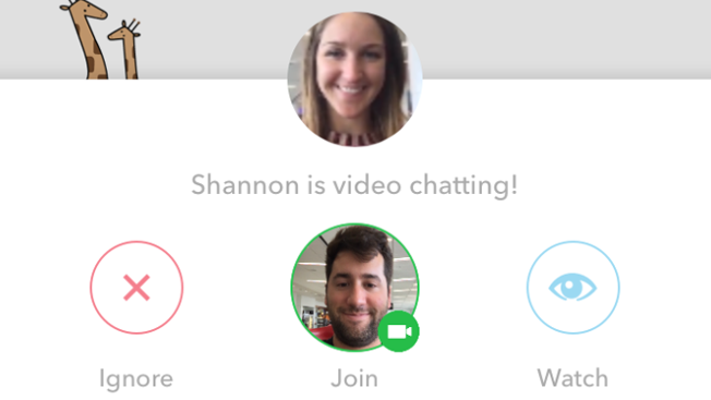 Snapchat's New Voice and Video Chatting Features Should Get Wireless Providers' Attention