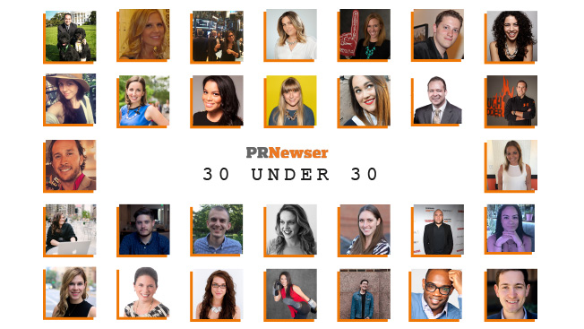 a6b3e13099 Meet the PR Industry s 30 Under 30 for 2015 – Adweek