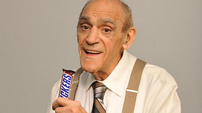 Abe Vigoda Did It All In Advertising From A Live 1951 TV Spot To The 2010 Super Bowl Adweek