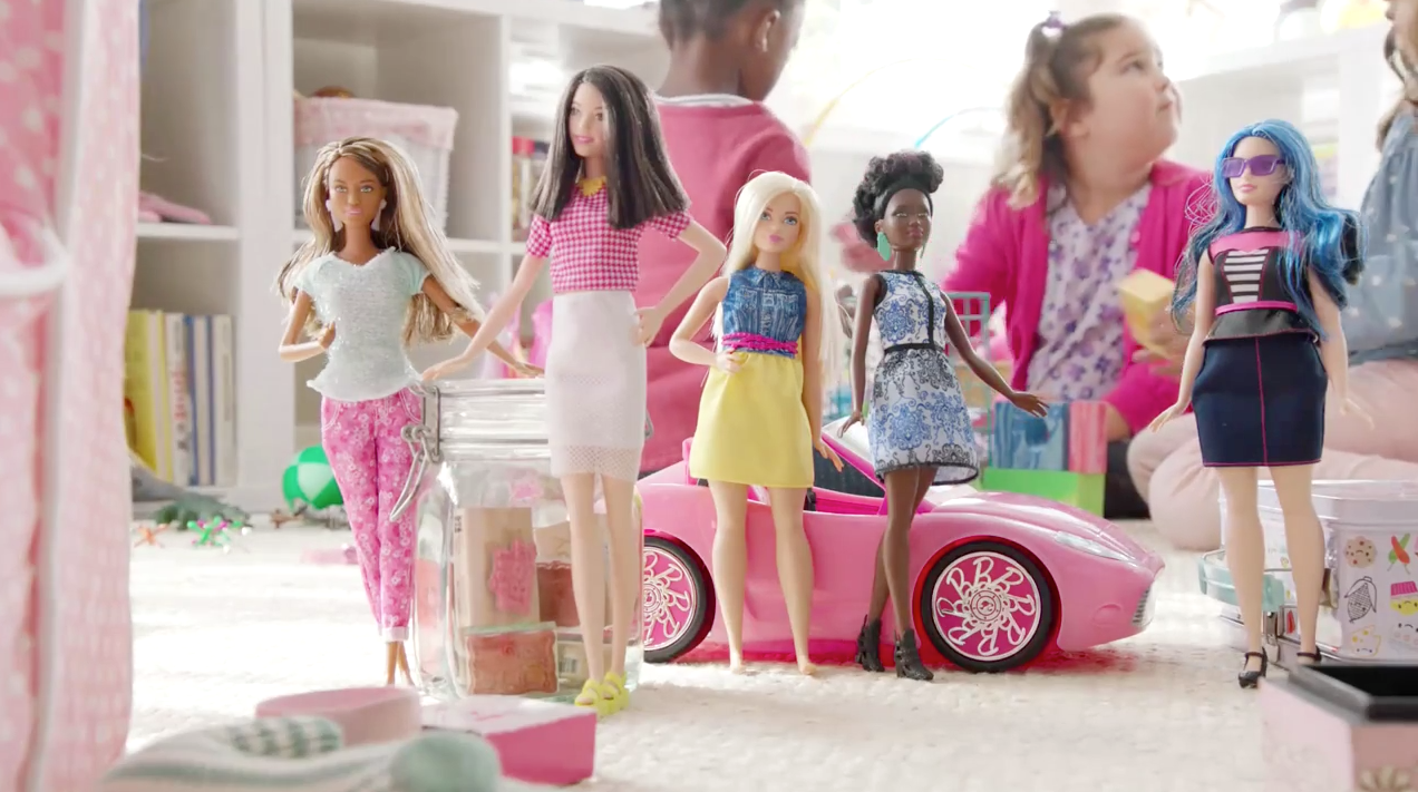 this ad about barbie u2019s new makeover is rory kennedy u2019s