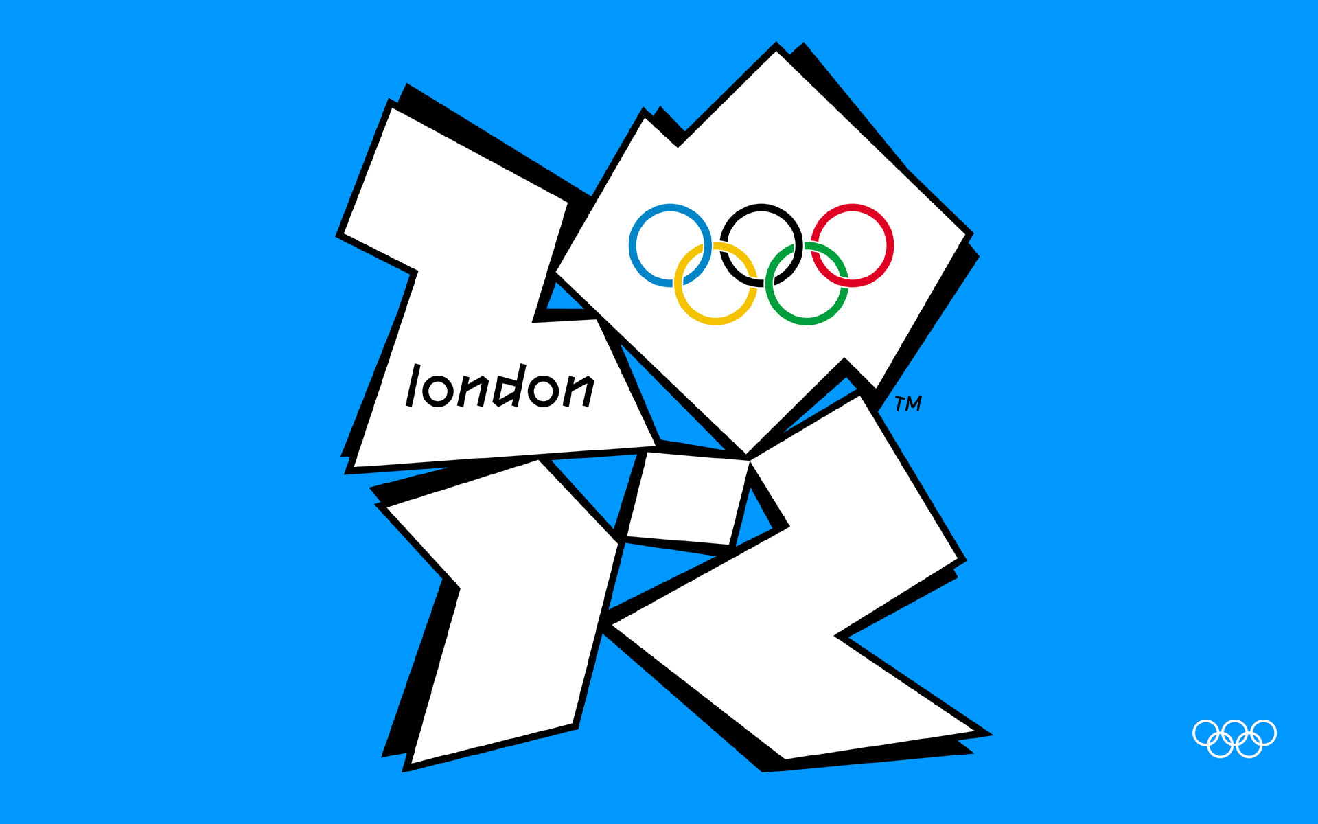 London 2012 Olympic Logo Was It Really So Bad After All Adweek