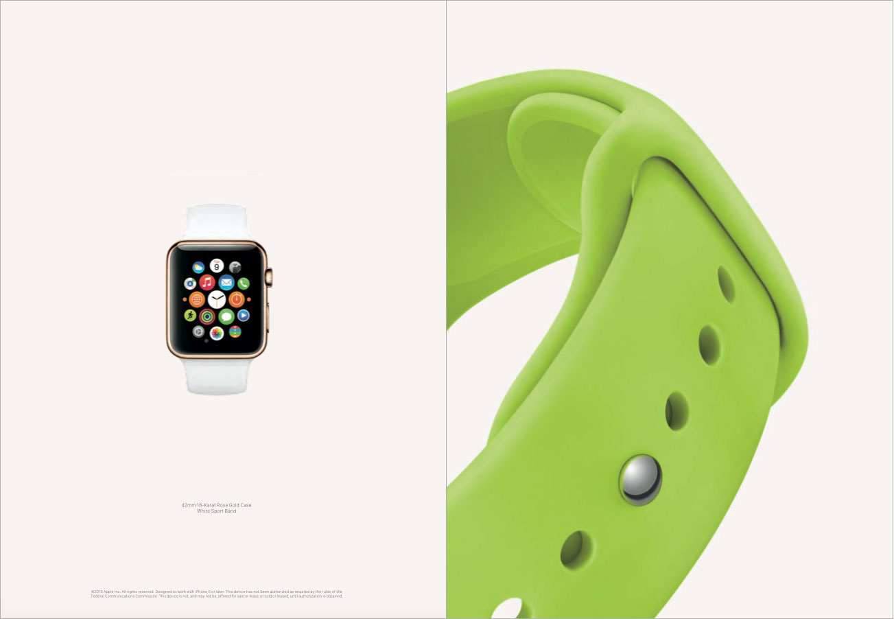 Apple Watch Gets Its First Advertising With a Stylish 12 ...