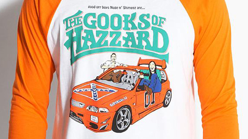 gooks of hazzard shirt blasted for racial slur adweek