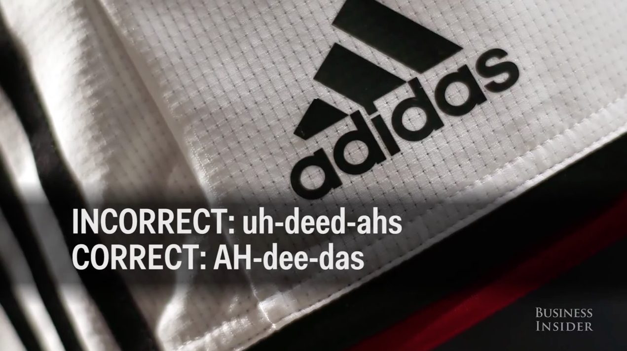 how to pronounce 15 brand names you ve probably been saying wrong
