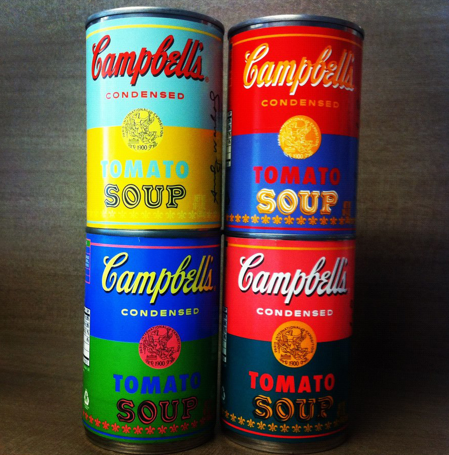 campbell s soup unveils limited edition andy warhol cans adweek