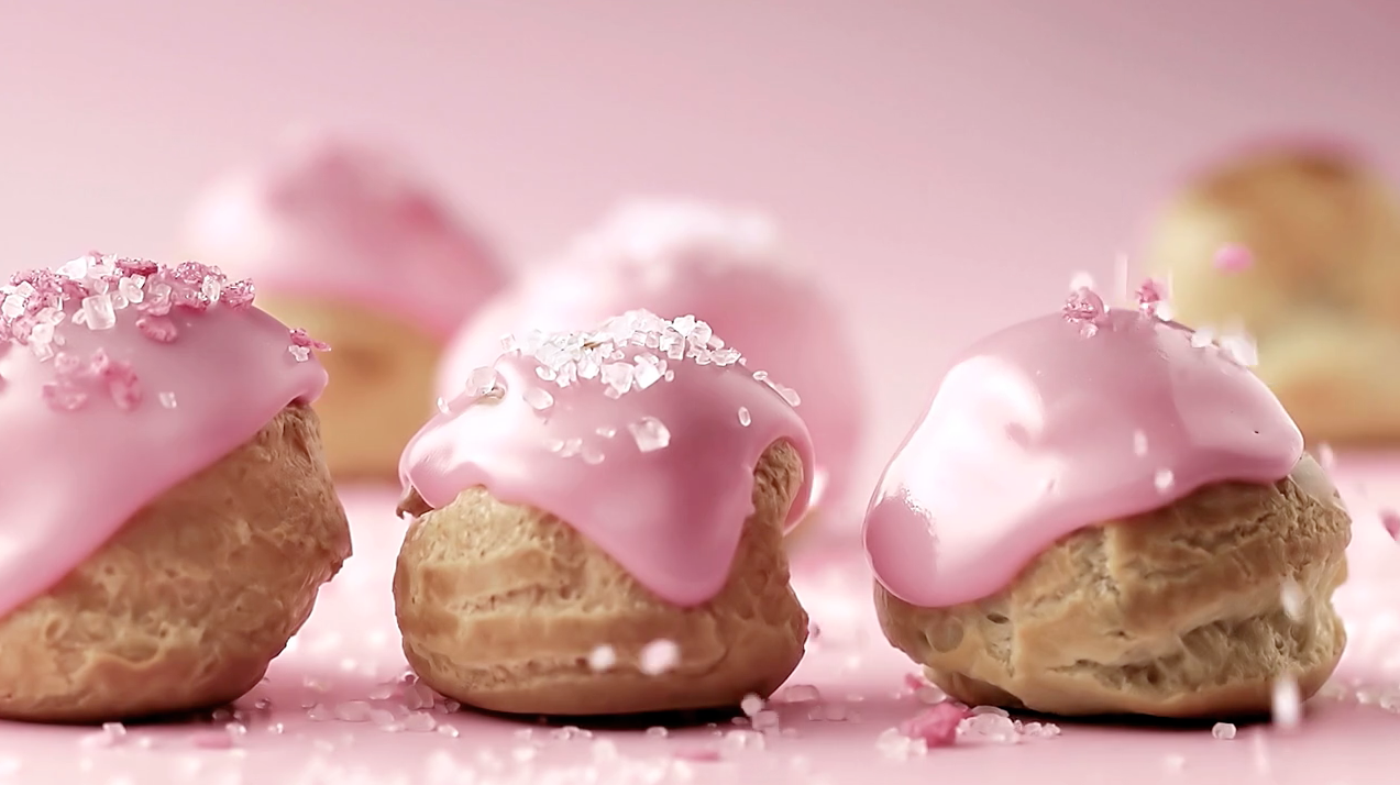 This French Ad Has the Most Unbelievably Gorgeous Food Shots Ever