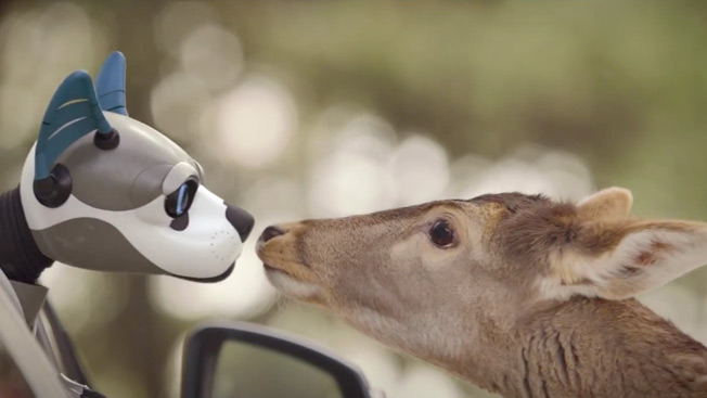 Chevy Releases Extended Volt Spot, Now With More Robot Dog