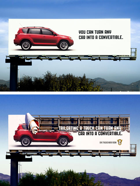 3 D Safe Driving Billboard In Colorado Will Rip Your Head Off