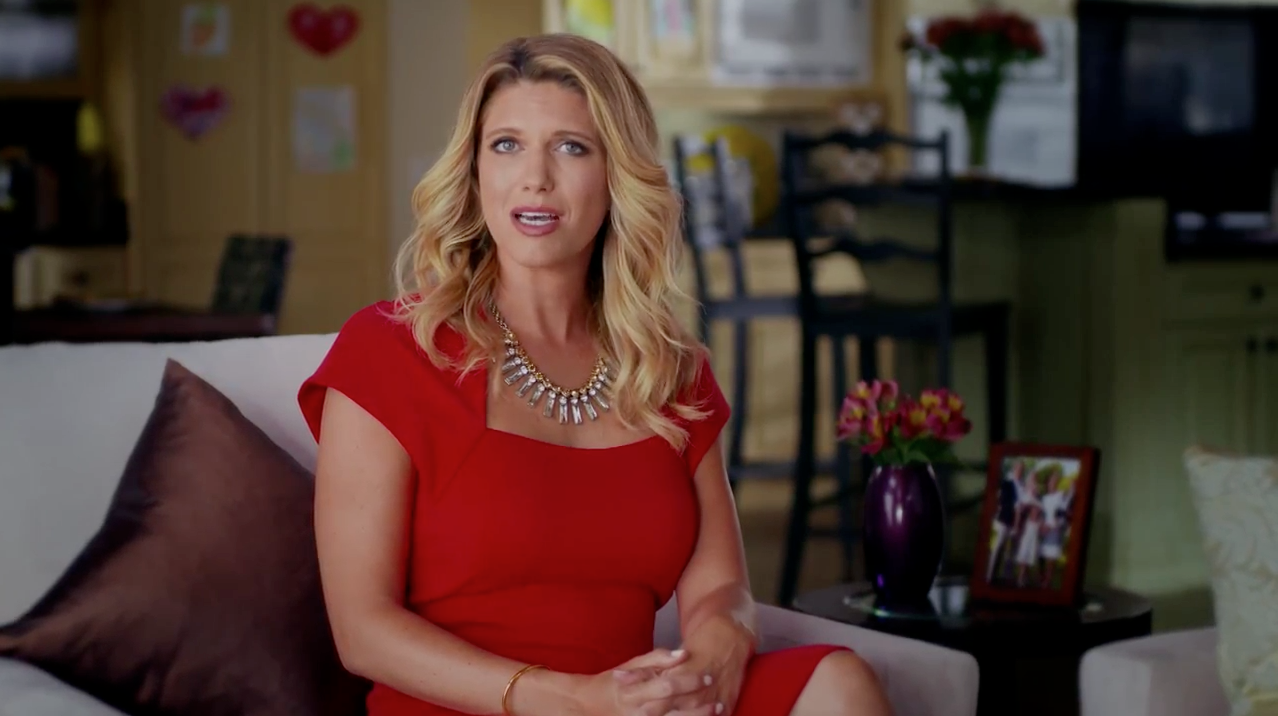 Sarah Harbaugh And Jon Gruden Fight The Scourge Of Dad