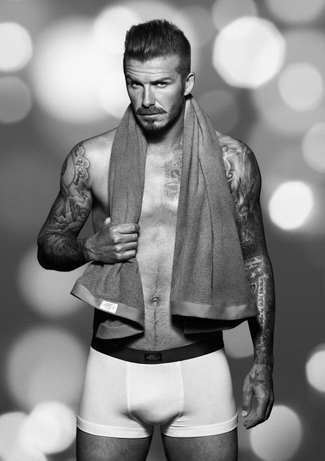 Beckham porn david