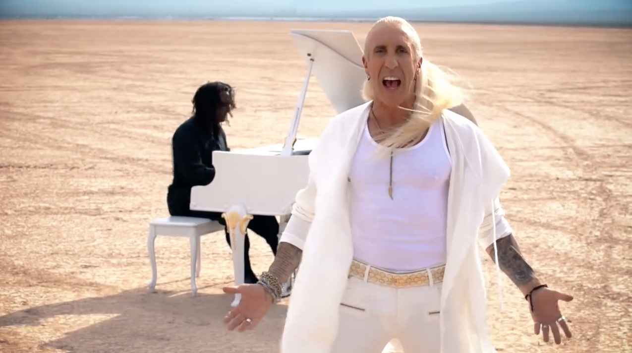 Dee Snider Went and Turned 'We're Not Gonna Take It' Into an Anti-Cancer Ballad