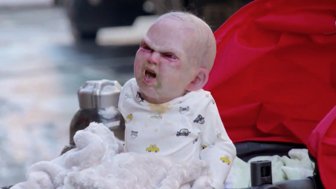 horror baby