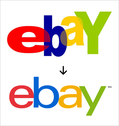After 17 Years Ebay Tones Down Its Crazy Logo Adweek