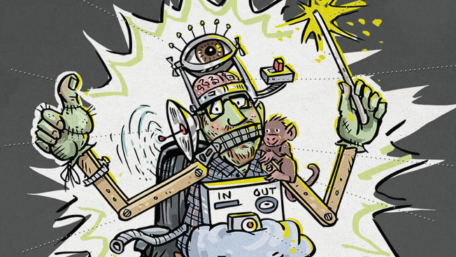 Meet Frankenagency's Monster, a Beast Built to Handle Every Idiotic Client Demand