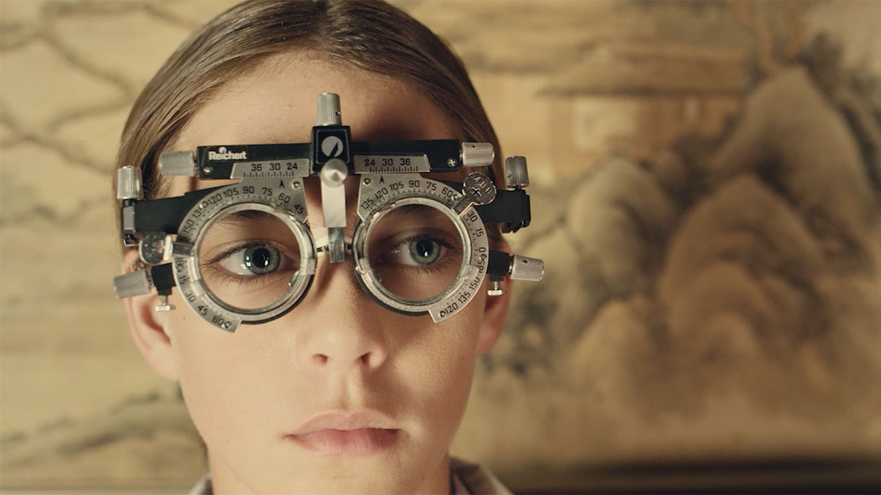 07ac8141bb9f Wes Anderson Meets the Addams Family in Beautifully Crazy Ad for an Optician