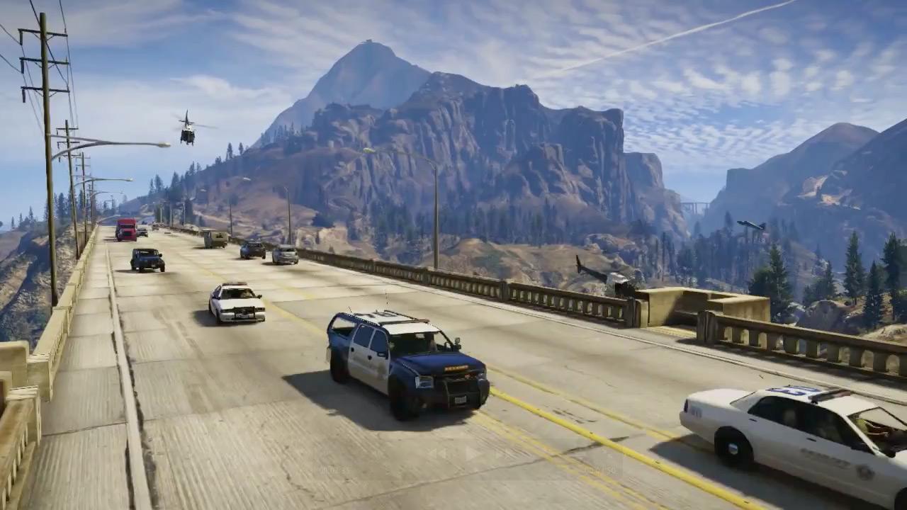 grand theft auto 5 free