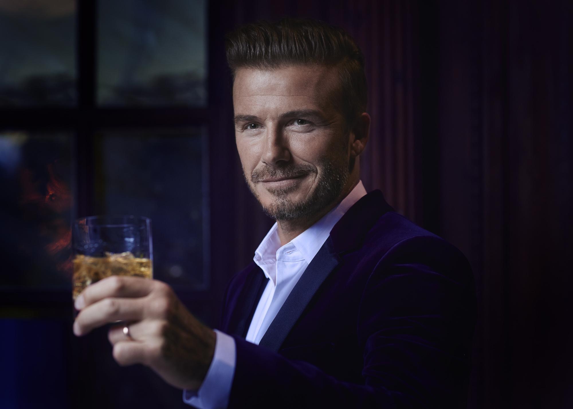 David beckham invites you to travel the world drinking his scotch meet the very stylish haig club m4hsunfo