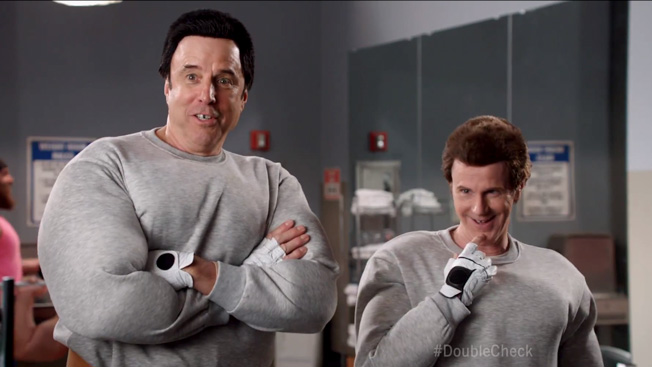 hans and franz pump up aaron rodgers in hilarious state farm ad on