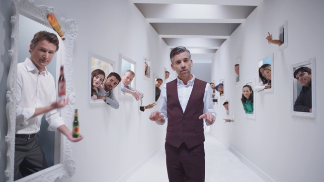 Heineken Made an HR Campaign That's as Cool as Any Consumer Ads It's Done