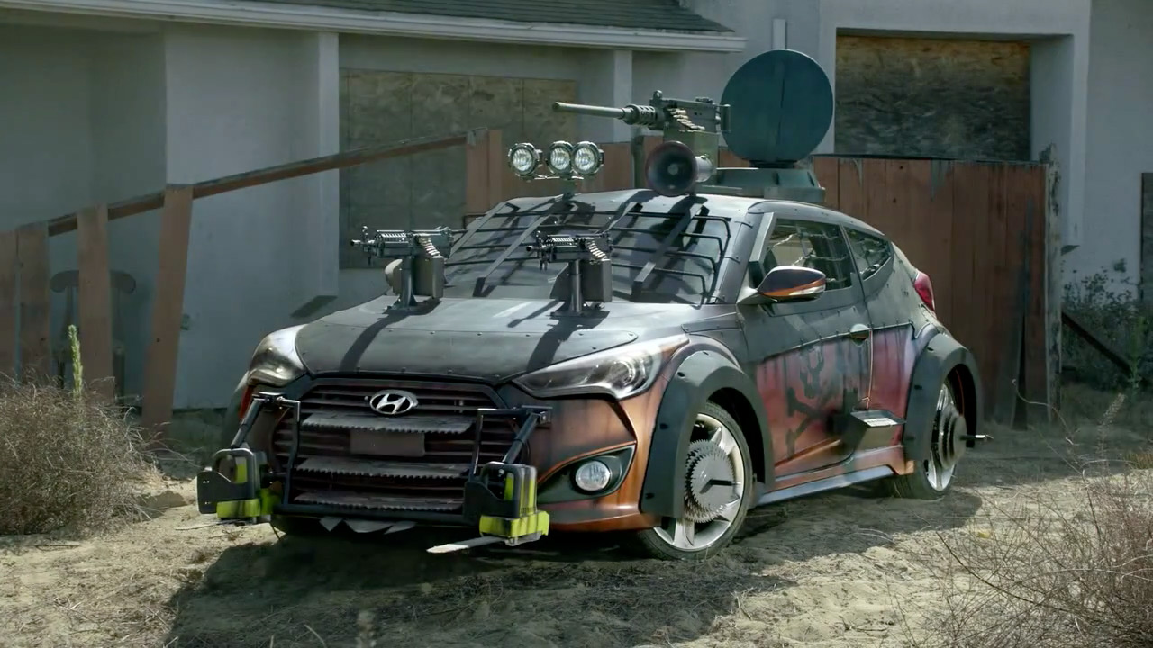 Hyundai Giving Away Another Zombie Proof Survival Machine In Latest