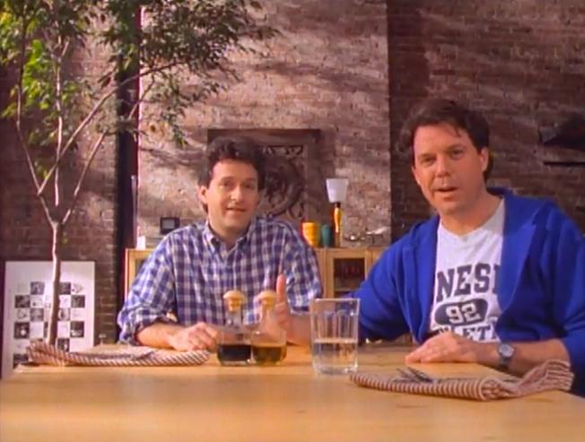 Gay tv commericials