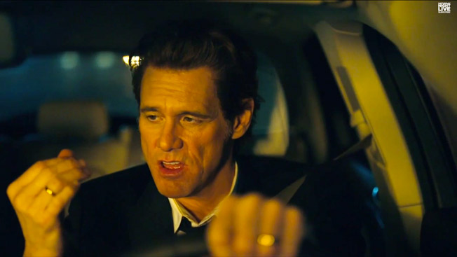 Jim Carrey Mercilessly Spoofs Matthew Mcconaughey S Lincoln Ads On
