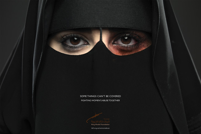 Ogilvy Creates Saudi Arabia's First Major Ad Campaign Condemning Violence Against Women