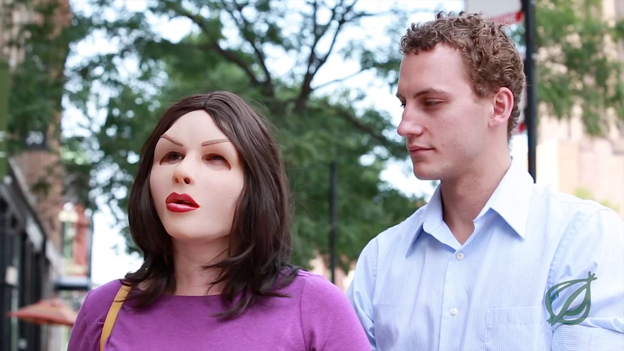 Maybelline's 'Ideal Woman Rubber Mask' Makes All Cosmetics Obsolete