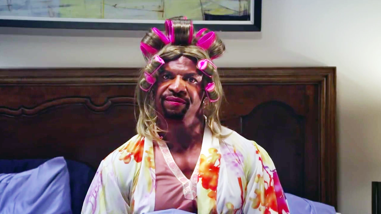 Terry Crews Screams Again For Old Spice Particularly When